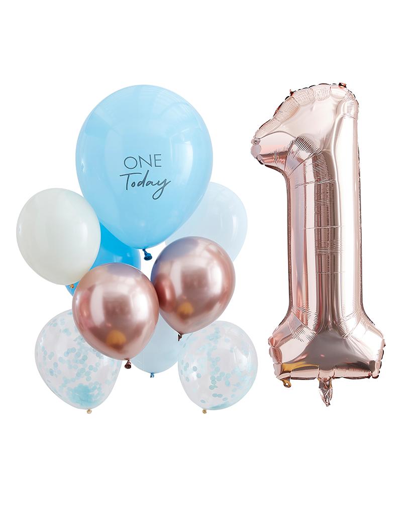 Versiering eerste verjaardag