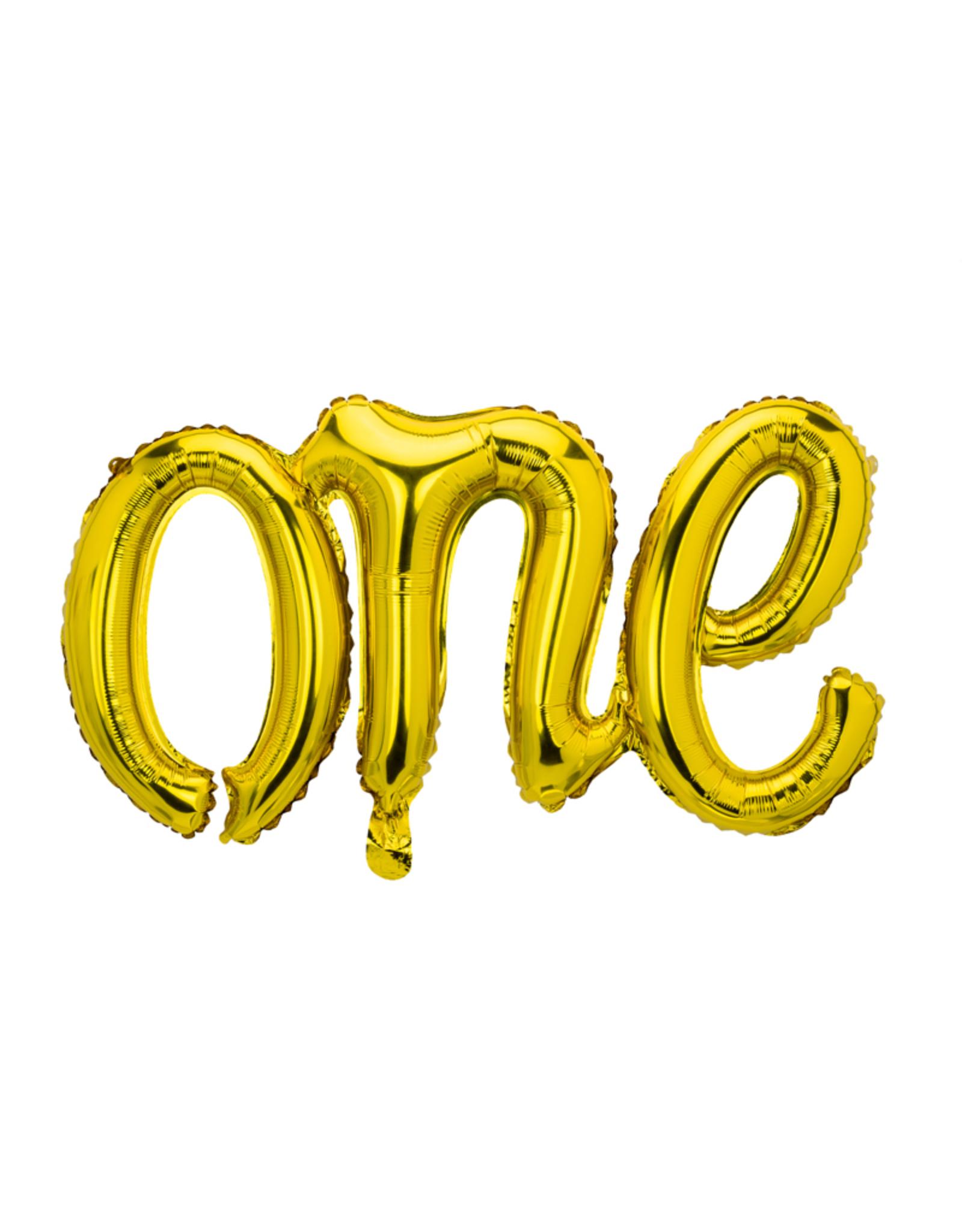 Folie ballon one