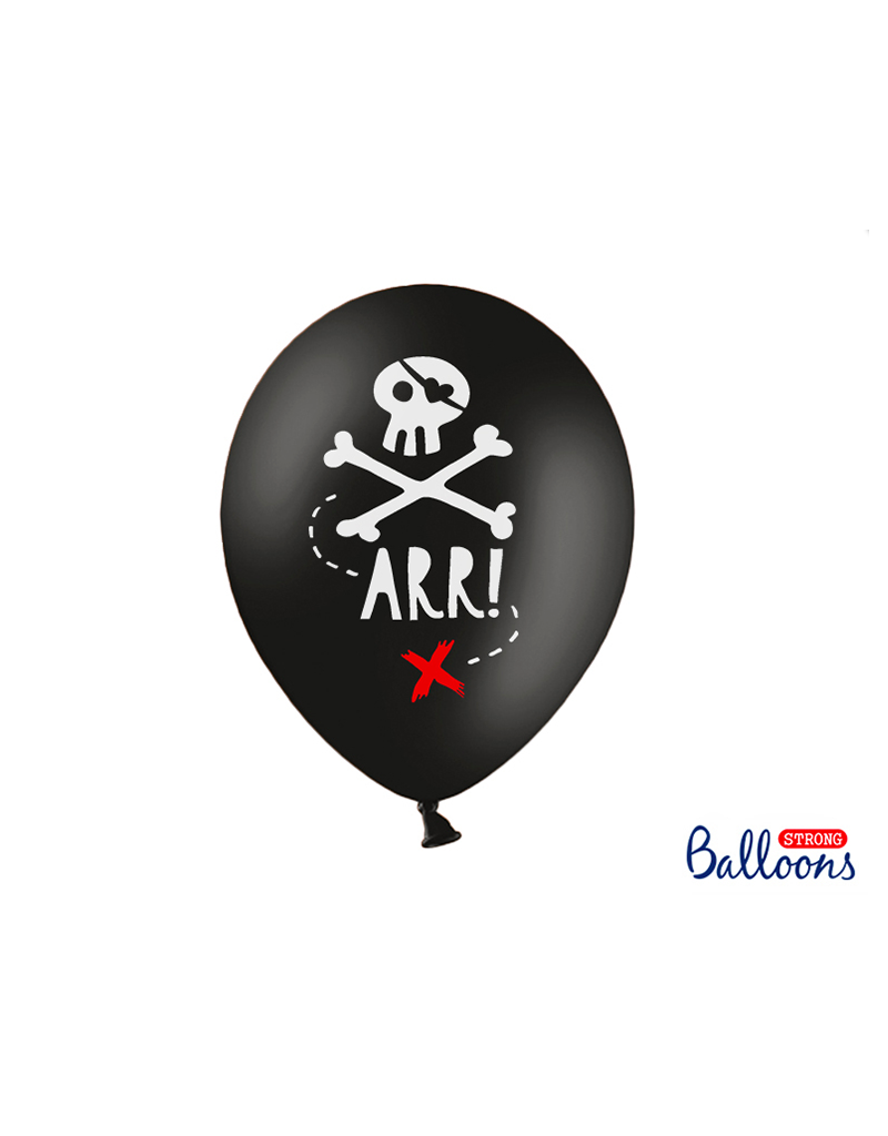 Ballonnen piraten feest