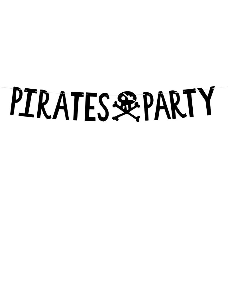 Slinger piraten feest