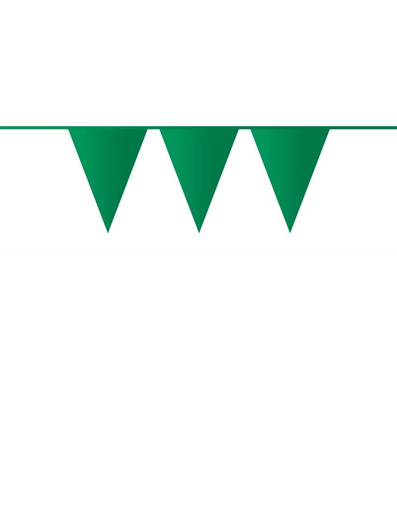 Groene vlaggenlijn