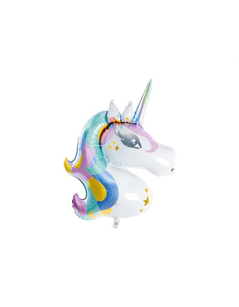 Unicorn folie ballon