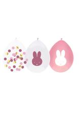 HAZA Ballonnenmix Nijntje roze | 5 stuks