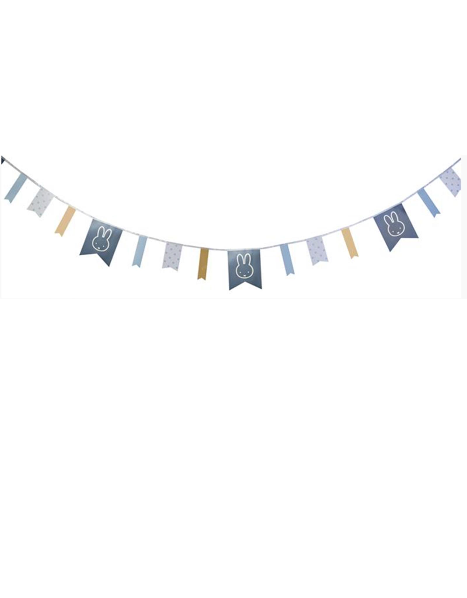 HAZA Nijntje slinger blauw | 4 meter