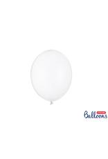 PartyDeco Mini ballonnen doorzichtig (12 cm) | 10 stuks