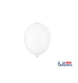 PartyDeco Mini ballonnen doorzichtig (12 cm) | 10st