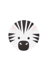 My Little Day Uitnodigingen safari dieren   8 stuks
