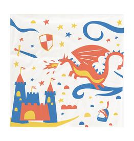 My Little Day Servetten ridders & draken | 20st