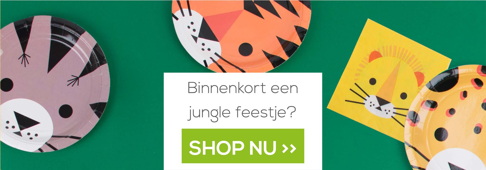 Jungle versiering online kopen