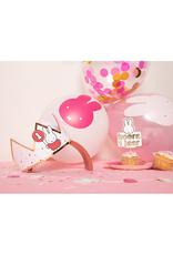 HAZA Kroontje Nijntje 1 jaar roze & goud