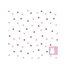 HAZA Nijntje servetten roze | 20st
