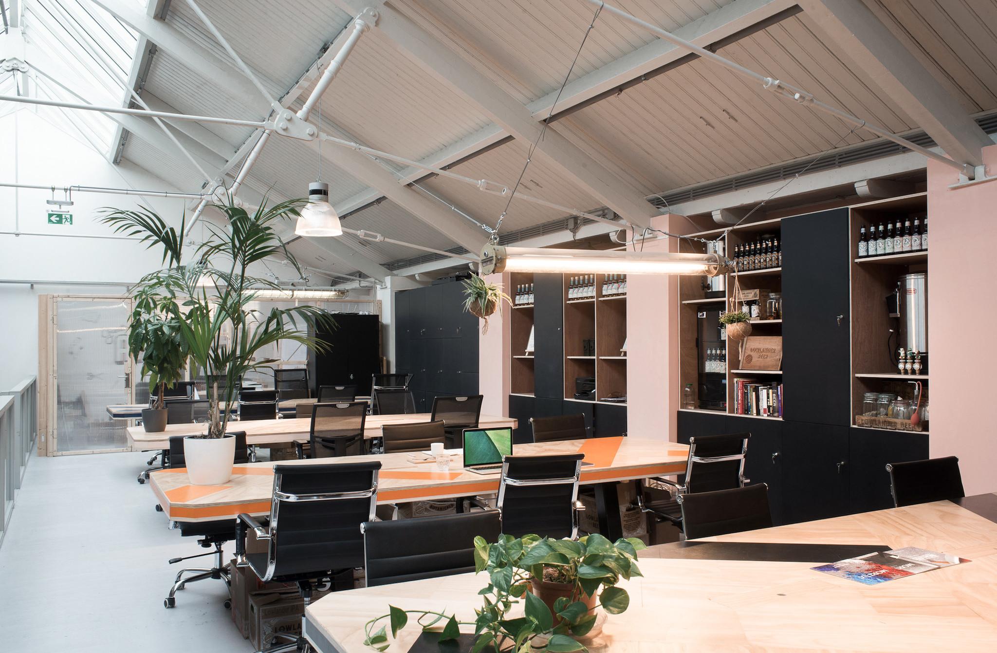 The Maker Store kantoor