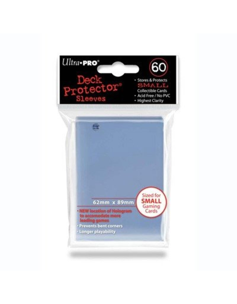 Ultra Pro Ultra Pro Small Sleeves Clear