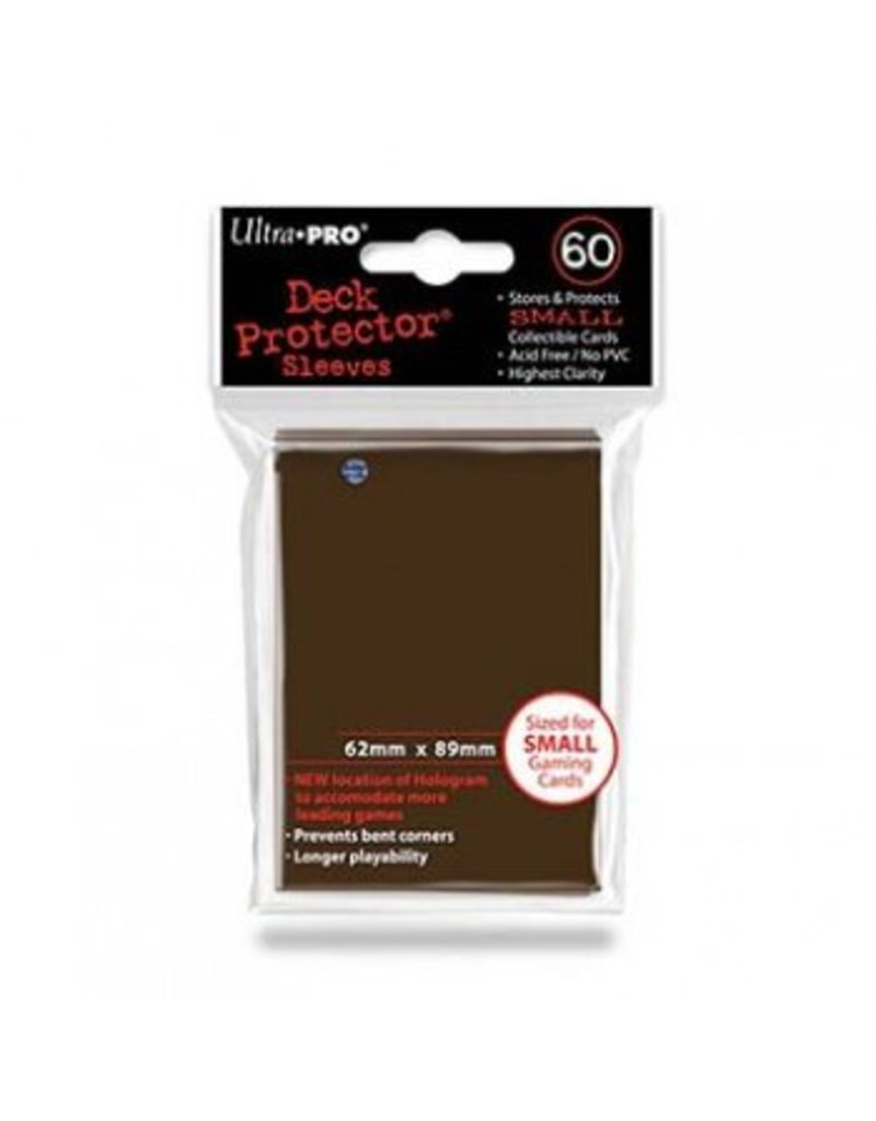 Ultra Pro Ultra Pro Small Sleeves Brown