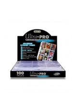 Ultra Pro Hologram Pages Platinum 9-Pocket Ultra Pro