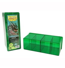 Dragon Shield Dragon Shield 4 Compartment Storage Box - Green