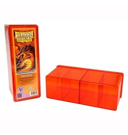 Dragon Shield Dragon Shield 4 Compartment Storage Box - Orange