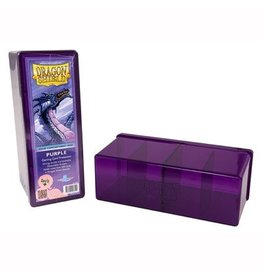 Dragon Shield Dragon Shield 4 Compartment Storage Box - Purple