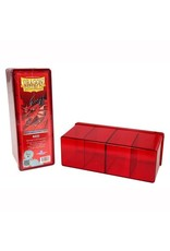 Dragon Shield Dragon Shield 4 Compartment Storage Box - Red