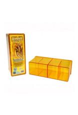 Dragon Shield Dragon Shield 4 Compartment Storage Box - Yellow