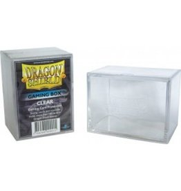 Dragon Shield Dragon Shield Gaming Box - Clear