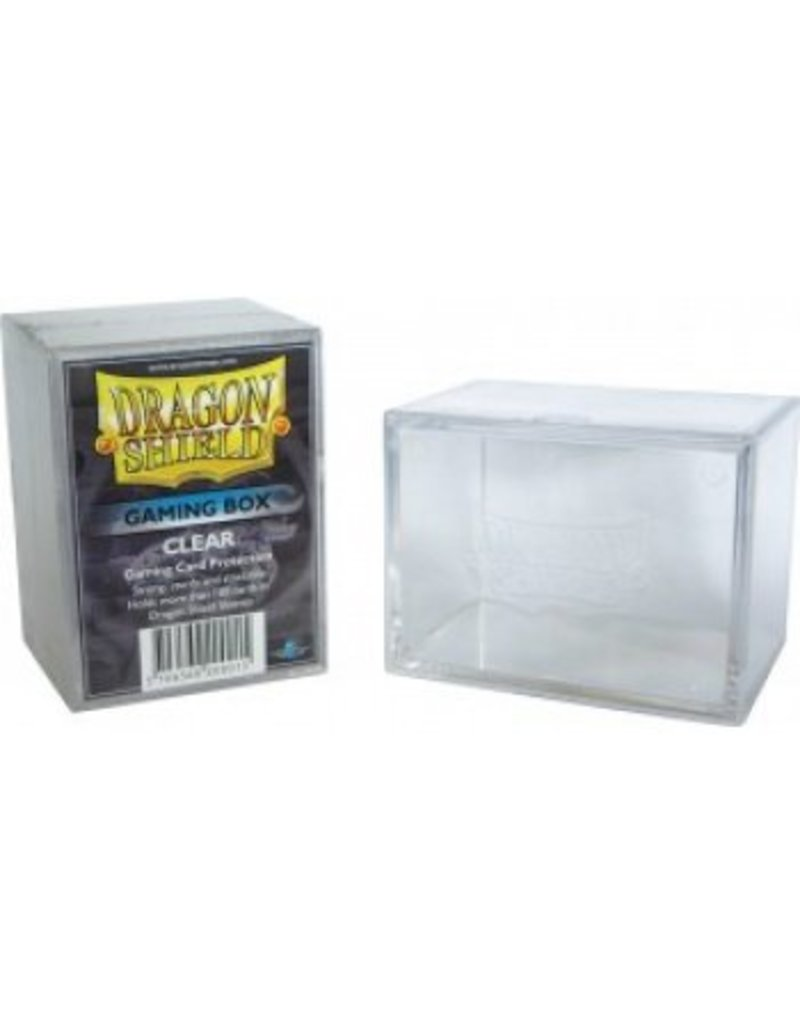 Dragon Shield Dragon Shield Gaming Box - Clear