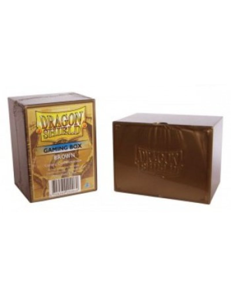Dragon Shield Dragon Shield Gaming Box - Brown
