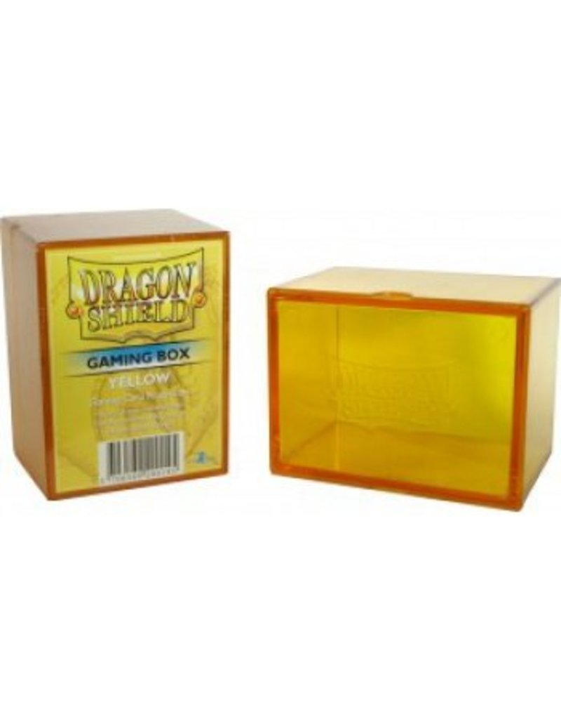 Dragon Shield Dragon Shield Gaming Box - Yellow