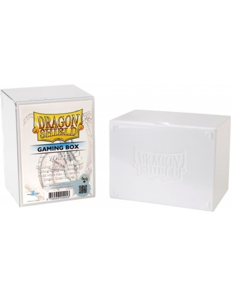 Dragon Shield Dragon Shield Gaming Box - White