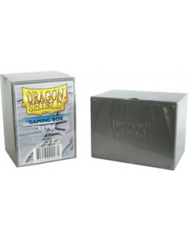 Dragon Shield Dragon Shield Gaming Box - Silver