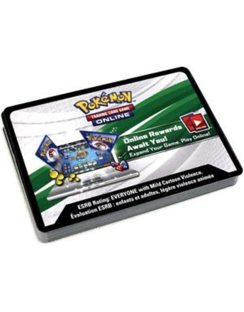 The Pokémon Company 10 Random Pokemon Online Code Kaarten