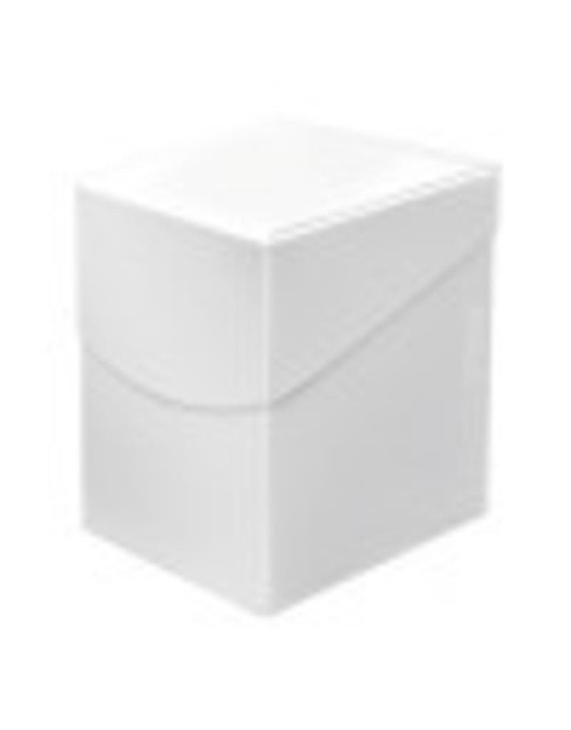 Ultra Pro Eclipse Deckbox 100+  Arctic White Ultra Pro