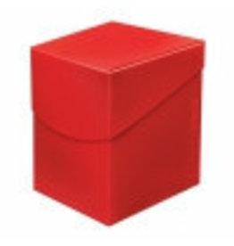 Ultra Pro Eclipse Deckbox 100+  Apple Red Ultra Pro
