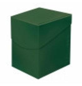 Ultra Pro Eclipse Deckbox 100+  Forest Green Ultra Pro