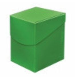 Ultra Pro Eclipse Deckbox 100+  Lime Green Ultra Pro