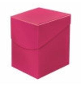 Ultra Pro Eclipse Deckbox 100+  Hot Pink Ultra Pro