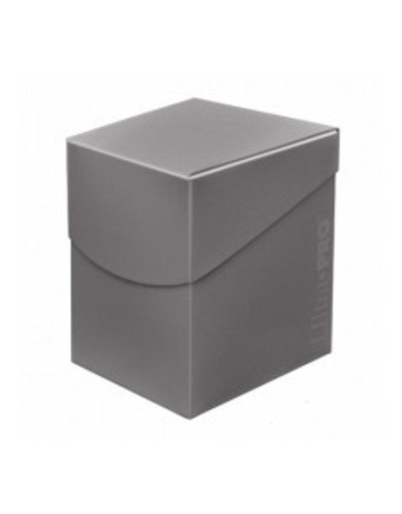 Ultra Pro Eclipse Deckbox 100+  Smoke Grey Ultra Pro