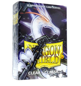 Dragon Shield Dragon Shield Small Classic Sleeves Clear