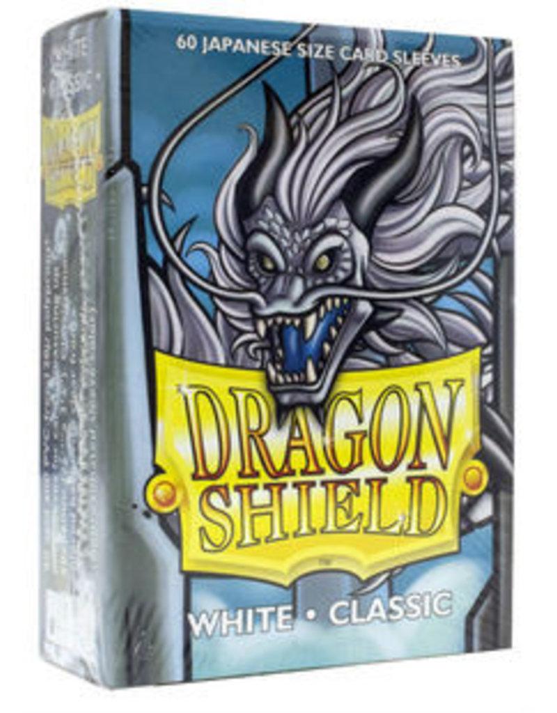 Dragon Shield Dragon Shield Small Classic Sleeves White