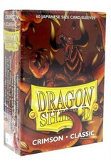 Dragon Shield Dragon Shield Small Classic Sleeves Crimson