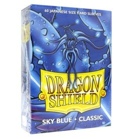 Dragon Shield Dragon Shield Small Classic Sleeves Sky Blue