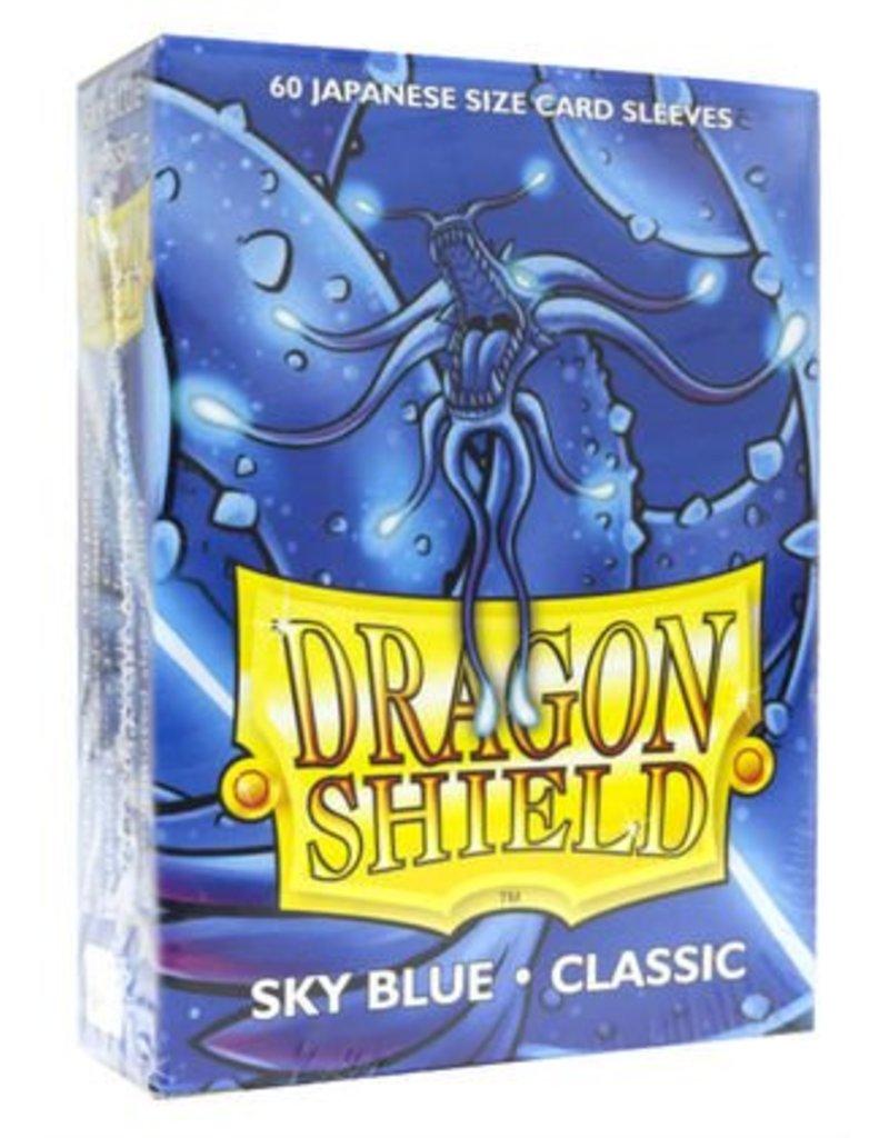 Dragon Shield Dragon Shield Small Classic Sleeves Sky Blue