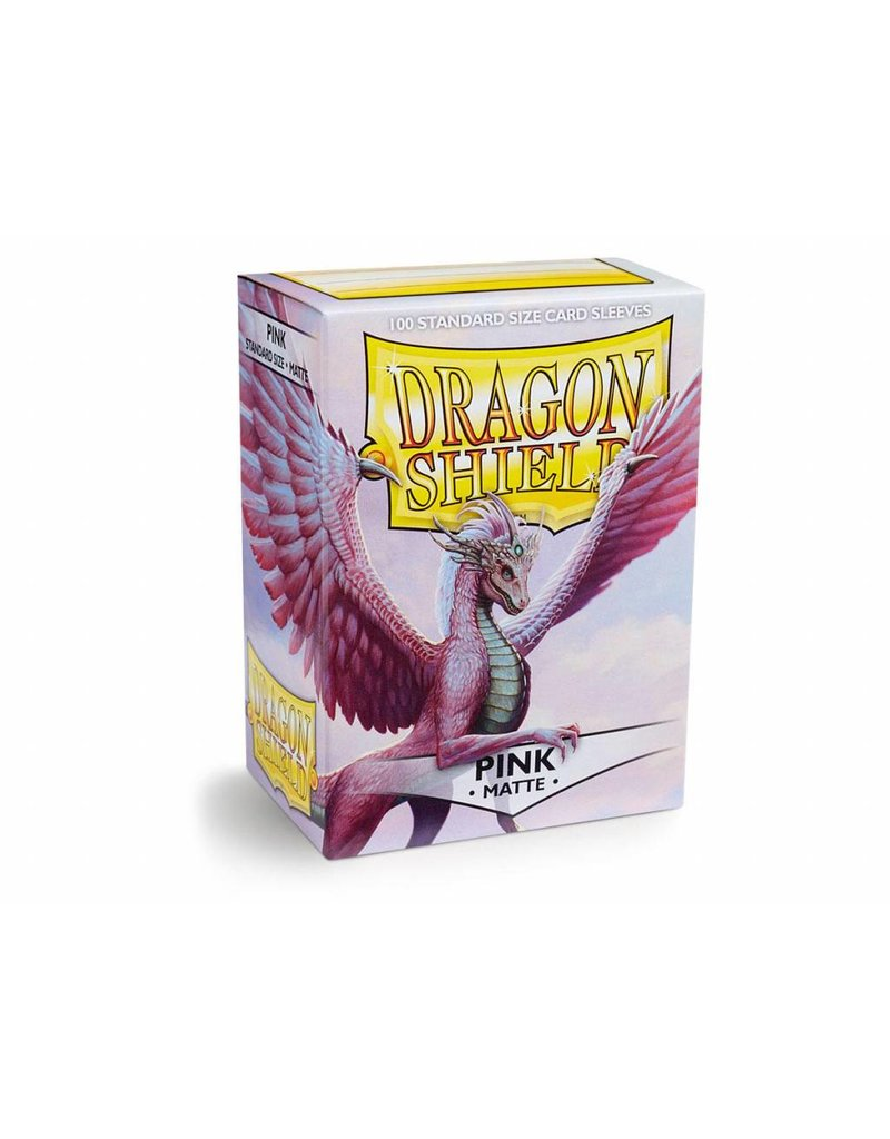 Dragon Shield Dragon Shield Standard Matte Sleeves Pink