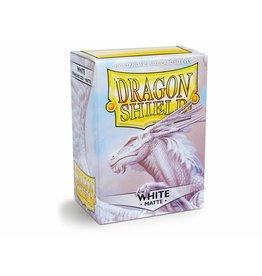 Dragon Shield Dragon Shield Standard Matte Sleeves White