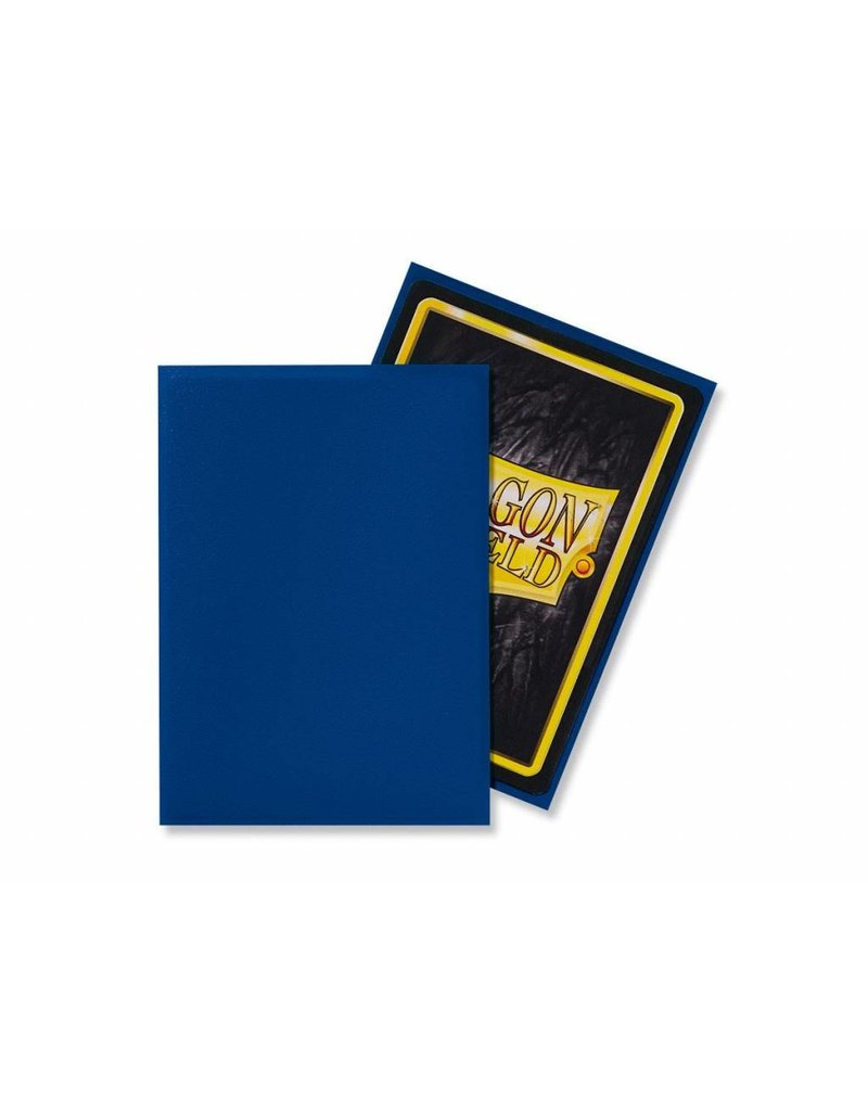 Dragon Shield Dragon Shield Standard Matte Sleeves Blue