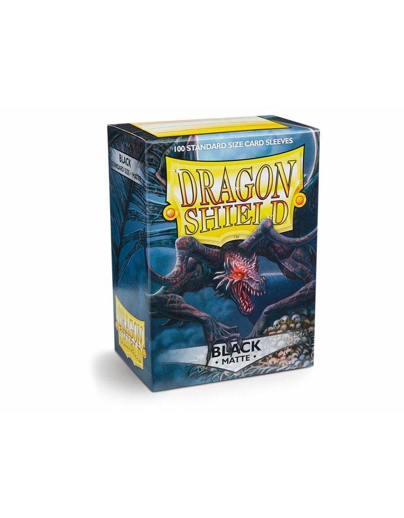 Dragon Shield Dragon Shield Standard Matte Sleeves Black
