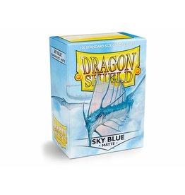 Dragon Shield Dragon Shield Standard Matte Sleeves Sky Blue