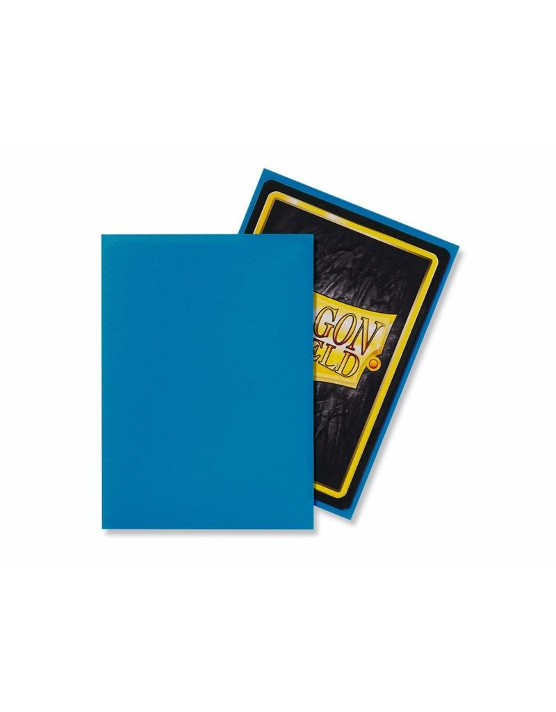 Dragon Shield Dragon Shield Standard Matte Sleeves Sky Blue
