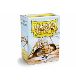 Dragon Shield Dragon Shield Standard Matte Sleeves Ivory