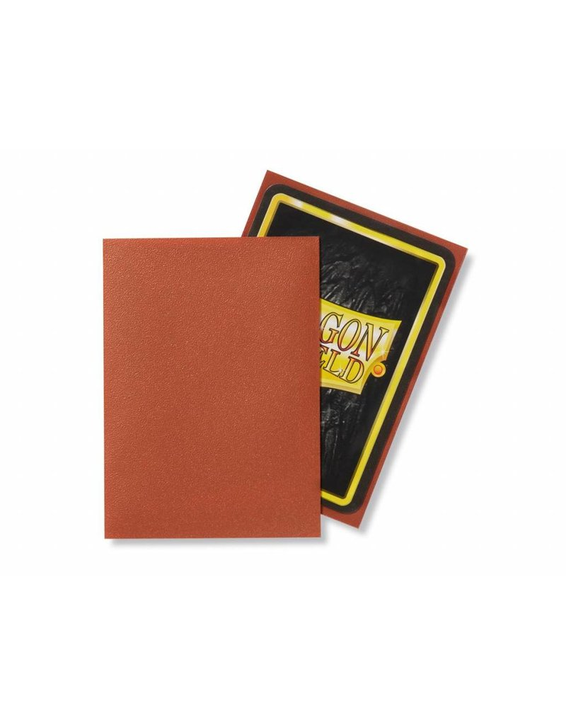 Dragon Shield Dragon Shield Standard Matte Sleeves Copper